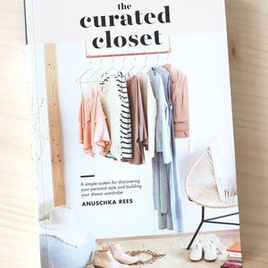 The Curated Closet Book • NEW